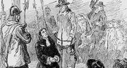 John Proctor sendo enforcado - Wikimedia Commons