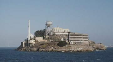 Ilha de Alcatraz, na Califórnia - Getty Images