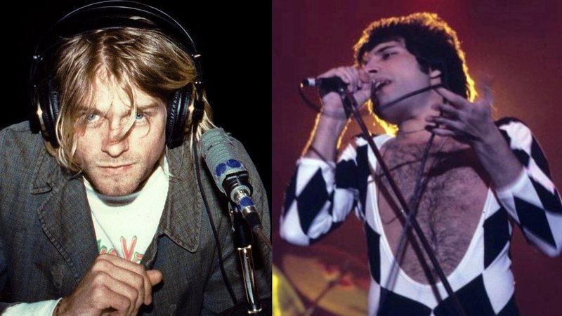 Aventuras na História · De Kurt Cobain a Freddie Mercury: 10 biografias de grandes artistas em oferta na Black Friday