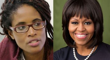 Respectivamente: Djamila Ribeiro e Michelle Obama - Creative Commons