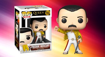 Funko Pop do Michael de Freddie Mercury - Divulgação / Amazon