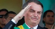 Foto do presidente Jair Bolsonaro - Wikimedia Commons