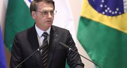 O presidente do Brasil, Jair Bolsonaro - Getty Images