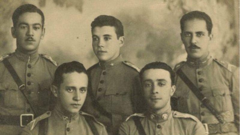 Militares brasileiros que participaram da Primeira Guerra Mundial