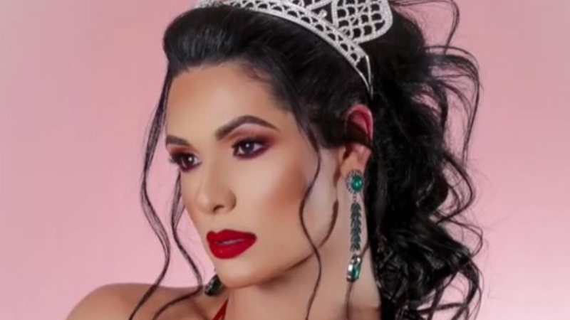 Rayka Vieira é a primeira mulher trans no Miss Brasil