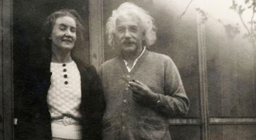 Albert Einstein e Margarita - Wikimedia Commons