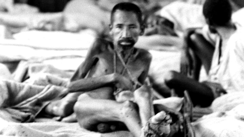 Paciente da Colônia de Barbacena