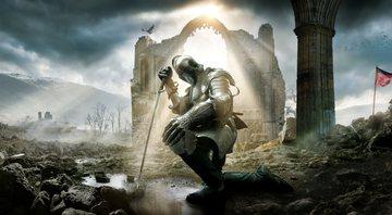 Ilustração de um cavaleiro templário - Getty Images