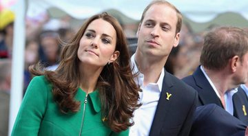 Príncipe William e a Duquesa de Cambridge, Kate Middleton - Divulgação