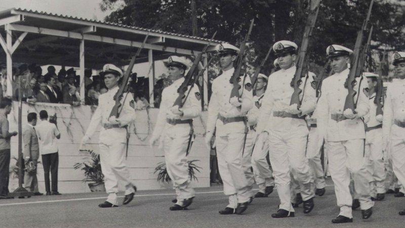 Desfile do primeiro aniversário do Golpe de 1964