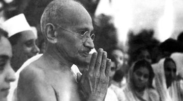Gandhi - Getty Images