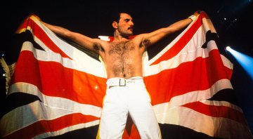 Freddie Mercury - Getty Images