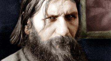 Grigori Rasputin, foto colorida - Getty Images