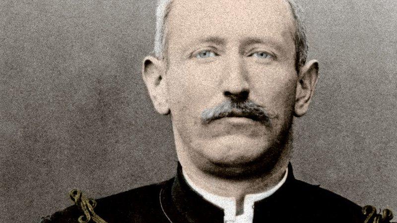 Alfred Dreyfus, oficial francês condenado injustamente