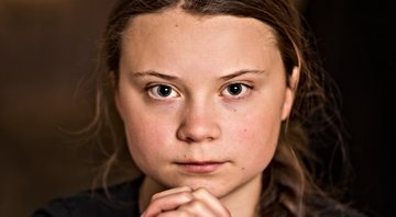 Fotografia de Greta Thunberg - Getty Images