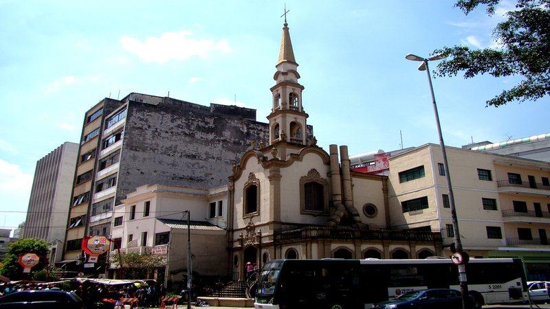 O milagre de Chaguinhas: Capela de Santa Cruz das Almas dos Enforcados - Aventuras na História