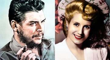 Che Guevara e Evita Perón - Getty Images
