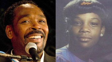 Rodney King e Latasha Harlins, respectivamente - Wikimedia Commons