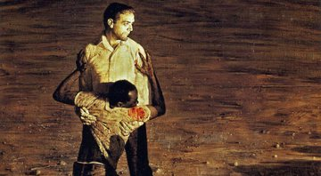 Pintura de Norman Rockwell representando o assassinato - Wikimedia Commons