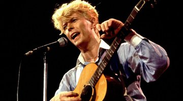 O cantor David Bowie - Getty Images