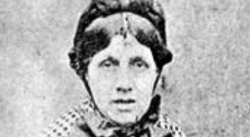 Mary Ann Cotton em 1870 - Wikimedia Commons