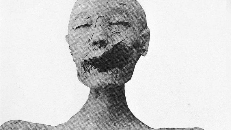 A múmia Dama Jovem