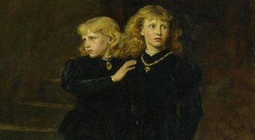 Edward e Richard, os príncipes da torre - Wikimedia Commons