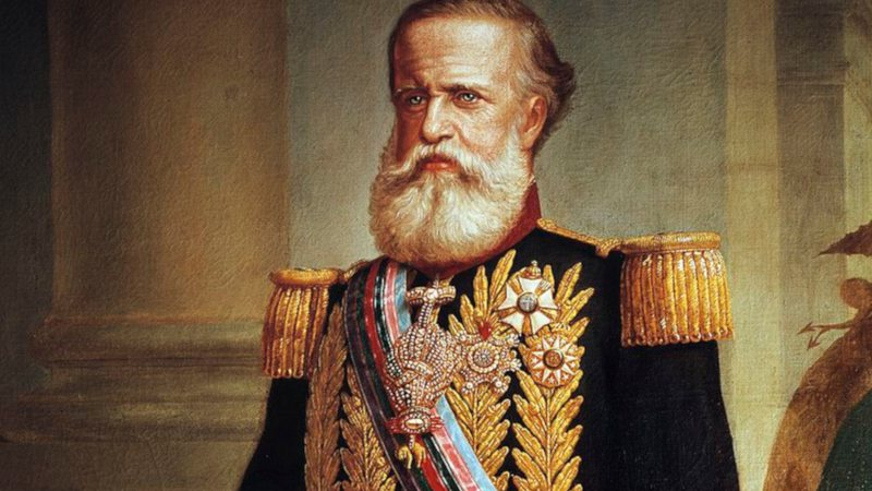 Aventuras Na História · Dom Pedro II: O Curioso Candidato