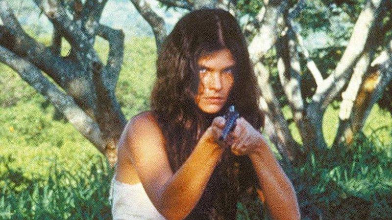 Imagem de Juma, na novela Pantanal