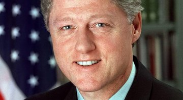 Bill Clinton em 1993 - Wikimedia Commons