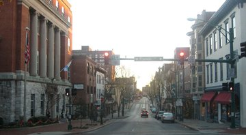 Fotografia de Hagerstown, no estado de Maryland. - Wikimedia Commons