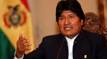 Evo Morales - Getty Images