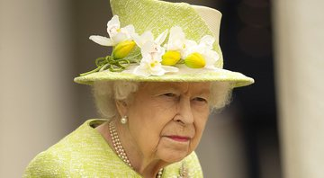Foto da rainha Elizabeth - Getty Images