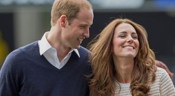 William e Kate, em 2014 - Getty Images