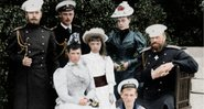 A família Romanov - Getty Images