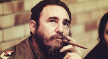 Retrato de Fidel Castro - Getty Images