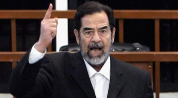 None - Saddam Hussein / Crédito: Getty Images