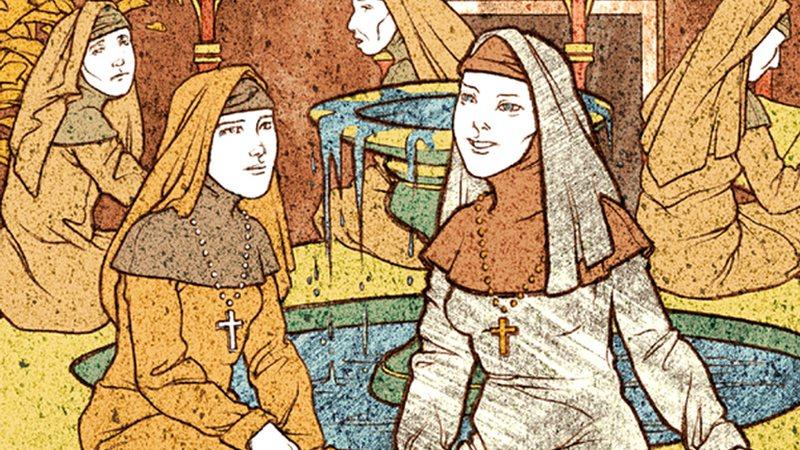 Em busca da liberdade, muitas mulheres optaram pelo convento