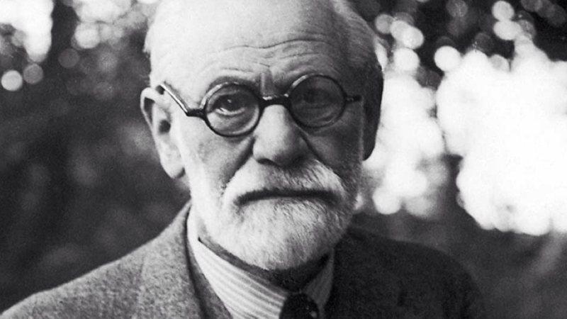Freud em foto pessoal