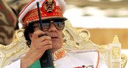 Muammar Gaddafi - Getty Images