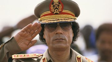 Muammar al-Gaddafi governou na Líbia de 1969 a 2011 - Getty Images