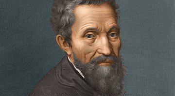 Retrato de Michelangelo - Getty Images