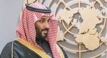 O príncipe Mohammed bin Salman - Getty Images