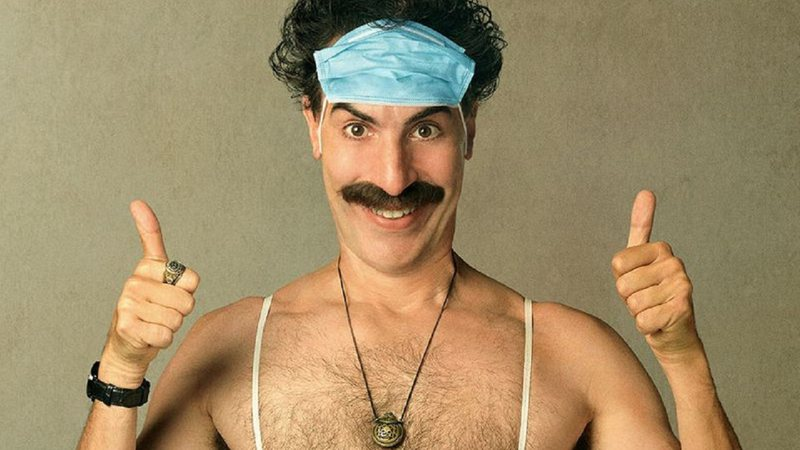 O personagem Borat