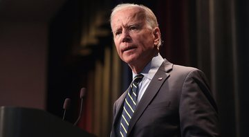 Joe Biden, presidente dos EUA - Wikimedia Commons