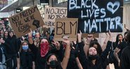 Foto de manifestação do Black Lives Matter - Wikimedia Commons