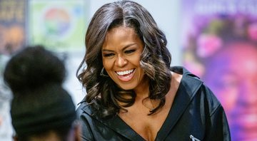 A ex-primeira-dama Michelle Obama - Getty Images