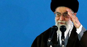 O líder supremo do Irã, o aiatolá Ali Khamenei - Getty Images