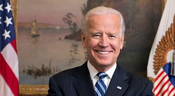 Joe Biden, o presidente dos EUA - Wikimedia Commons