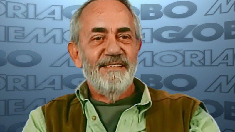 O artista Paulo José
